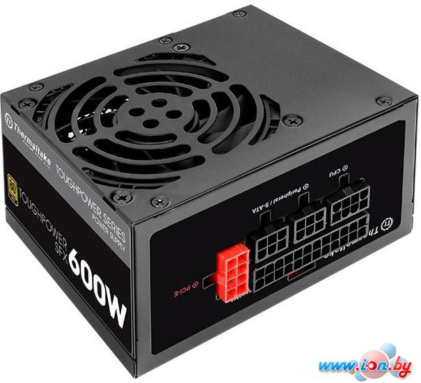 Блок питания Thermaltake Toughpower SFX 600W Gold [STP-0600F-G] в Могилёве