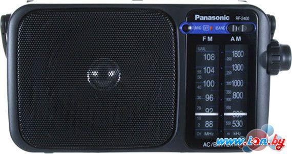 Радиоприемник Panasonic RF-2400EE9-K в Могилёве
