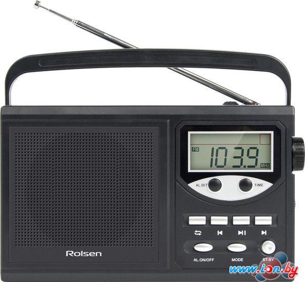 Радиоприемник Rolsen RBM-217 (черный) в Могилёве