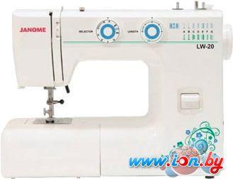 Швейная машина Janome LW 20 в Могилёве