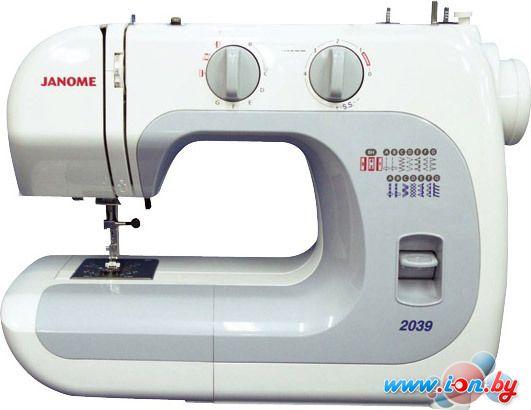Швейная машина Janome 2039 в Могилёве
