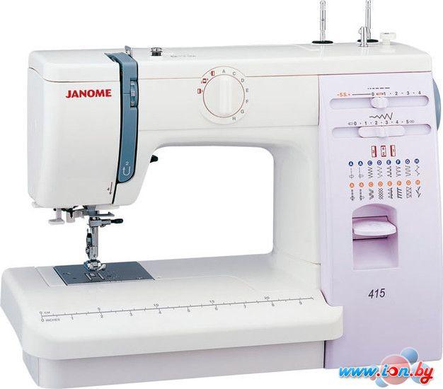 Швейная машина Janome 415 в Могилёве