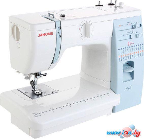 Швейная машина Janome 5522 в Могилёве