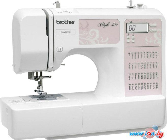 Швейная машина Brother Style-40e в Могилёве