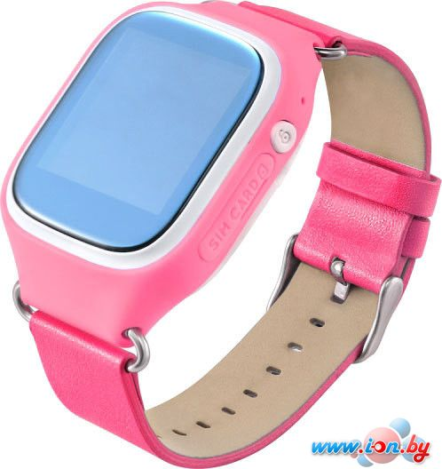 Умные часы MonkeyG S70 (розовый) в Могилёве