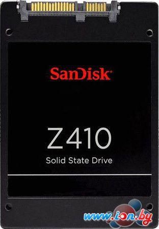 SSD SanDisk Z410 480GB [SD8SBBU-480G-1122] в Могилёве