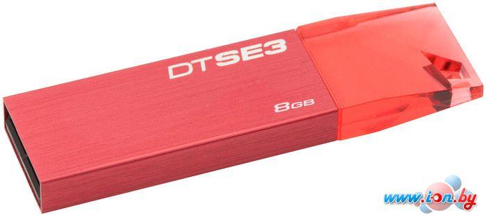 USB Flash Kingston DataTraveler SE3 8GB [KC-U688G-4C1R] в Могилёве