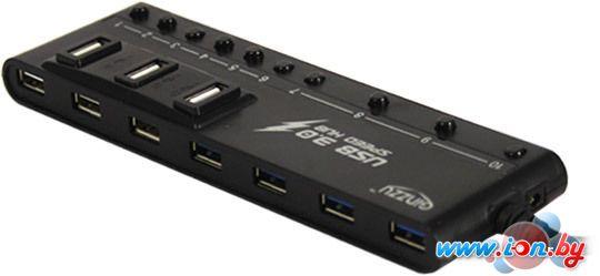 USB-хаб Ginzzu GR-380UAB в Могилёве