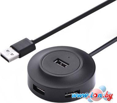 USB-хаб Greenconnection GC-UH4P03 (черный) в Могилёве