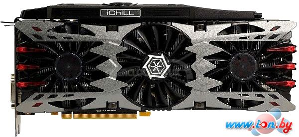 Видеокарта Inno3D iChill GeForce GTX 980 DHS 4GB GDDR5 (C98X-1SDN-M5DNX) в Могилёве