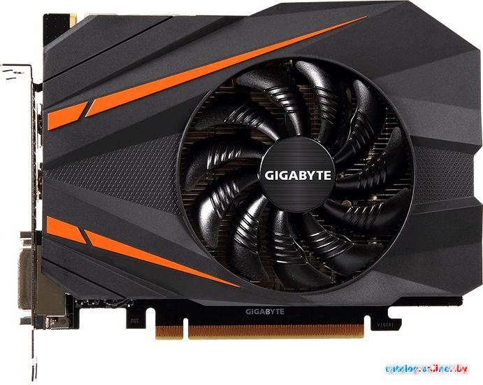 Видеокарта Gigabyte GeForce GTX 1070 Mini ITX OC 8GB GDDR5 [GV-N1070IXOC-8GD] в Могилёве