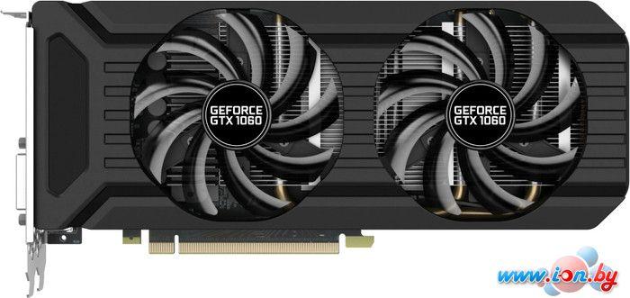 Видеокарта Palit GeForce GTX 1060 Dual 3GB GDDR5 [NE51060015F9-1061D] в Могилёве