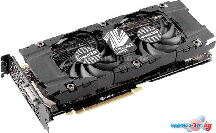 Видеокарта Inno3D GeForce GTX 1070 Twin X2 8GB GDDR5 [N1070-1SDN-P5DN] в Могилёве