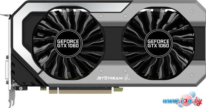 Видеокарта Palit GeForce GTX 1060 Super JetStream [NE51060S15J9-1060J] в Могилёве