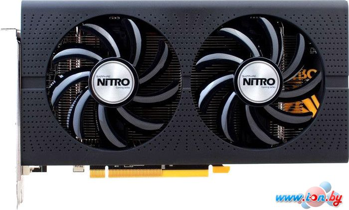 Видеокарта Sapphire Nitro Radeon  RX 460 4GB GDDR5 [11257-02] в Могилёве