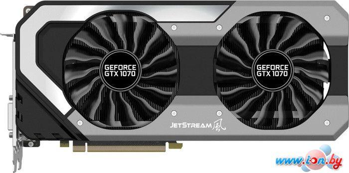 Видеокарта Palit GeForce GTX 1070 JetStream 8GB GDDR5 [NE51070015P2-1041J] в Могилёве