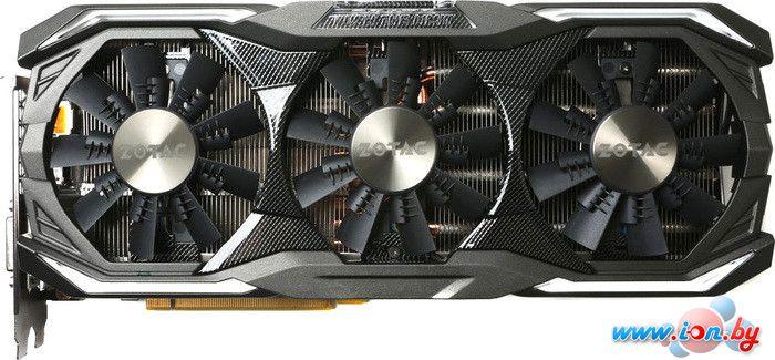Видеокарта ZOTAC GeForce GTX 1070 AMP Extreme 8GB GDDR5 [ZT-P10700B-10P] в Могилёве