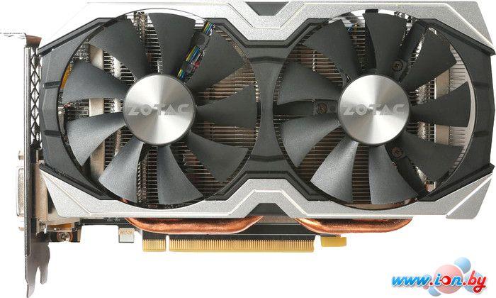 Видеокарта ZOTAC GeForce GTX 1060 AMP Edition 6GB GDDR5 [ZT-P10600B-10M] в Могилёве