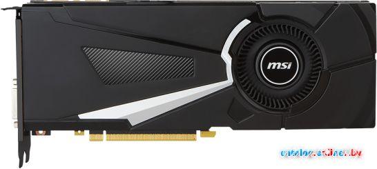 Видеокарта MSI GeForce GTX 1070 Aero 8GB GDDR5 [GTX 1070 AERO 8G OC] в Могилёве