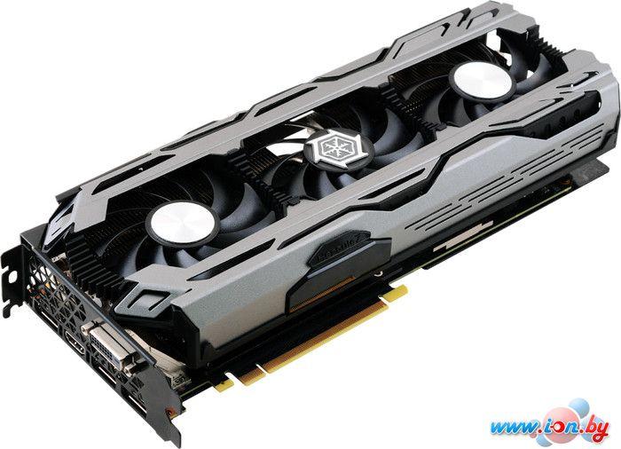Видеокарта Inno3D GeForce GTX 1080 iChill X3 8GB GDDR5X [C108V3-2SDN-P6DNX] в Могилёве
