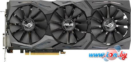 Видеокарта ASUS GeForce GTX 1060 6GB GDDR5 [ROG STRIX-GTX1060-O6G-GAMING] в Могилёве