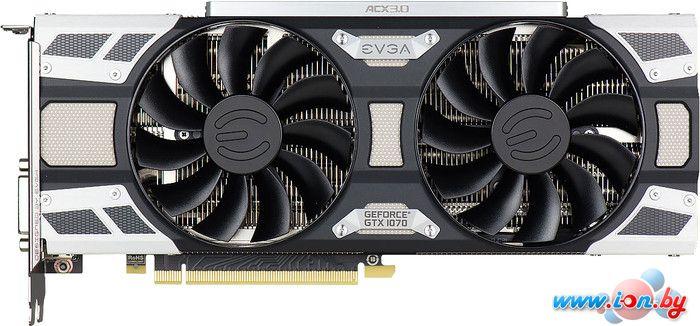 Видеокарта EVGA GeForce GTX 1070 SC Gaming ACX 8GB GDDR5 [08G-P4-6173-KR] в Могилёве