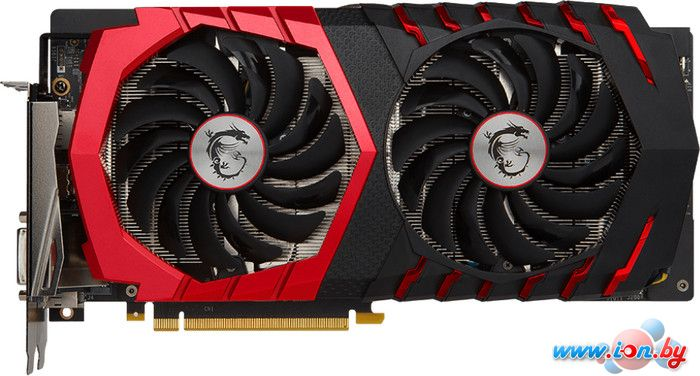 Видеокарта MSI GeForce GTX 1060 Gaming X 3GB GDDR5 [GTX 1060 GAMING X 3G] в Могилёве