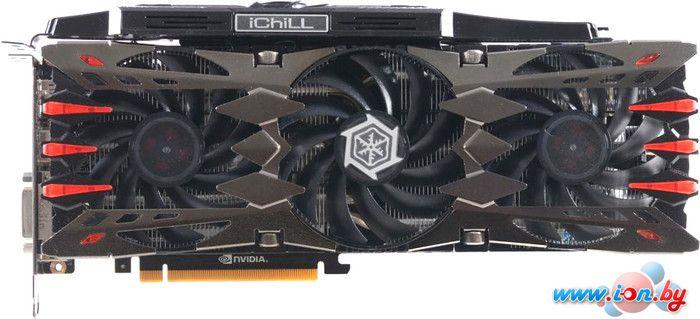 Видеокарта Inno3D GeForce GTX 980 Ti iChill X4 Ultra 6GB GDDR5 [C98T4-1SDN-N5HNX] в Могилёве