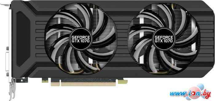 Видеокарта Palit GeForce GTX 1070 Dual  [NE51070015P2-1043D] в Могилёве