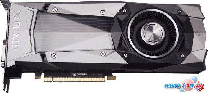 Видеокарта MSI Geforce GTX 1070 8GB GDDR5 [GTX 1070 FOUNDERS EDITION] в Могилёве