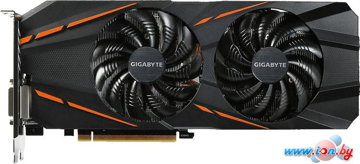 Видеокарта Gigabyte GeForce GTX 1060 G1 Gaming 6GB GDDR5 [GV-N1060G1 GAMING-6GD] в Могилёве