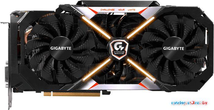 Видеокарта Gigabyte GeForce GTX 1080 Xtreme 8GB GDDR5X [GV-N1080XTREME-8GD-PP] в Могилёве