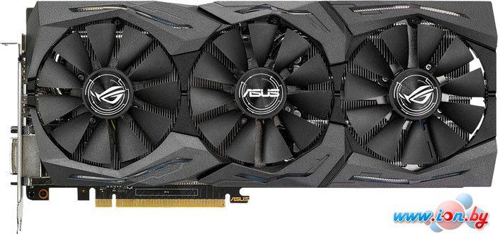 Видеокарта ASUS GeForce GTX 1080 8GB GDDR5X [ROG STRIX-GTX1080-A8G-GAMING] в Могилёве