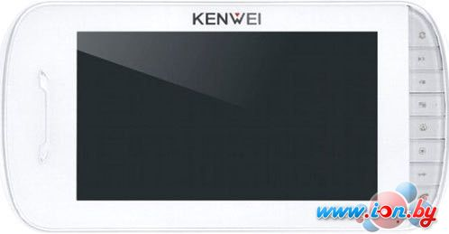 Видеодомофон Kenwei KW-E703C (белый) в Могилёве