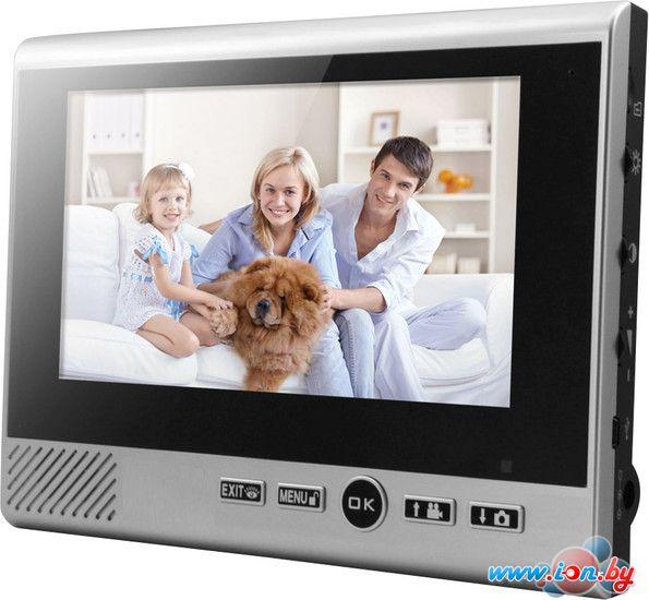 Видеодомофон Ginzzu HS-WD701B в Могилёве