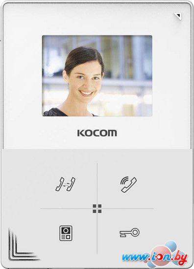 Видеодомофон Kocom KCV-401EV в Могилёве