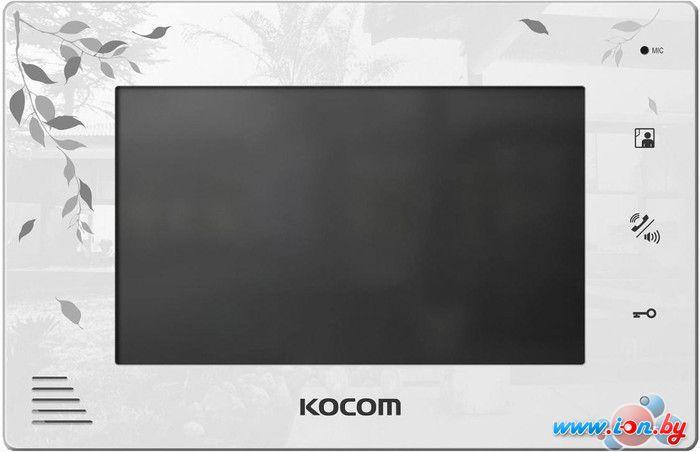 Видеодомофон Kocom KCV-A374LE в Могилёве