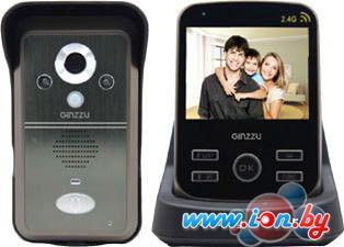 Видеодомофон Ginzzu HS-WD301B в Могилёве
