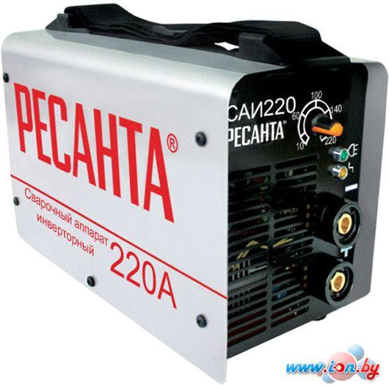 Сварочный инвертор Ресанта САИ-220 в Могилёве