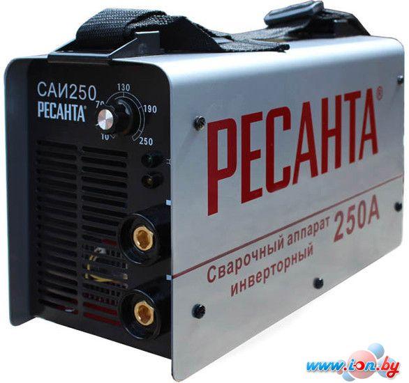 Сварочный инвертор Ресанта САИ-250 в Могилёве