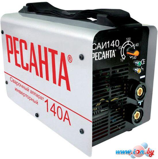 Сварочный инвертор Ресанта САИ-140 в Могилёве