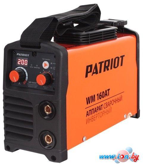 Сварочный инвертор Patriot WM 160AT MMA [605 30 2616] в Могилёве