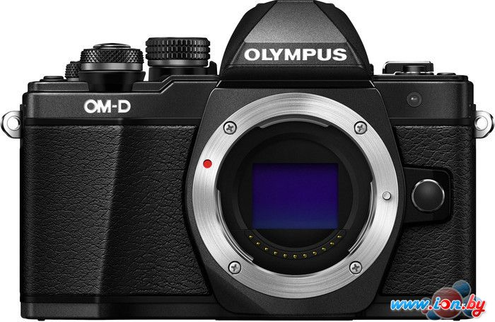 Фотоаппарат Olympus OM-D E-M10 Mark II Body Black в Могилёве