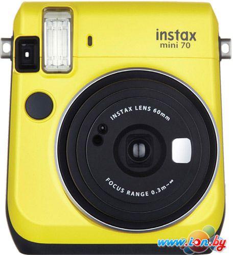 Фотоаппарат Fujifilm Instax Mini 70 Canary Yellow в Могилёве