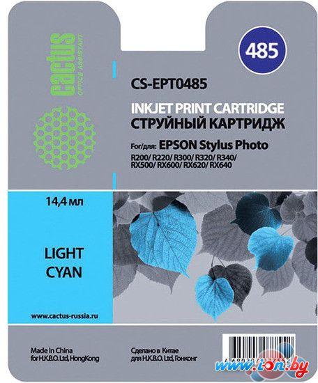 Картридж для принтера CACTUS CS-EPT0485 в Могилёве