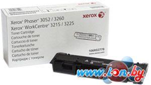 Картридж для принтера Xerox 106R02778 в Могилёве