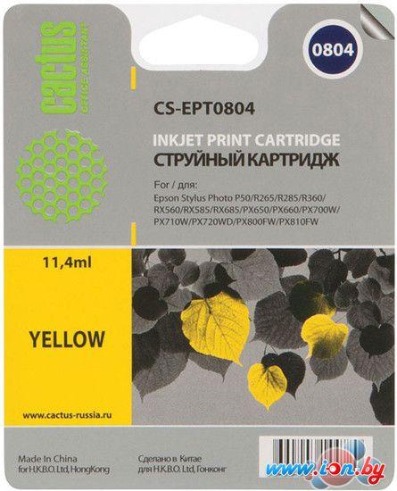 Картридж для принтера CACTUS CS-EPT0804 в Могилёве
