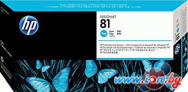 Картридж для принтера HP 81 (C4951A) в Могилёве