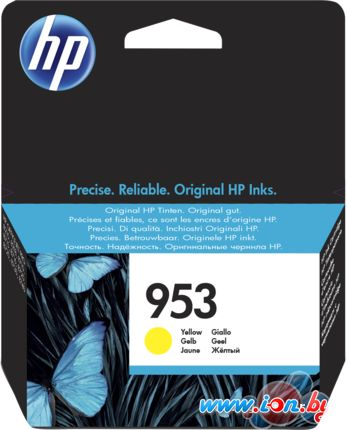 Картридж для принтера HP 953 [F6U14AE] в Могилёве