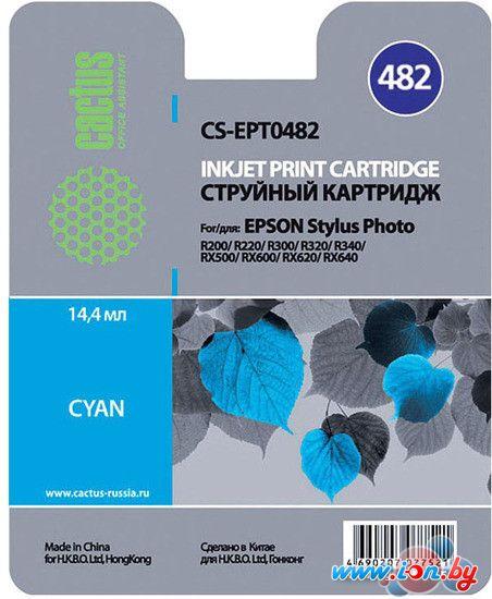 Картридж для принтера CACTUS CS-EPT0482 в Могилёве
